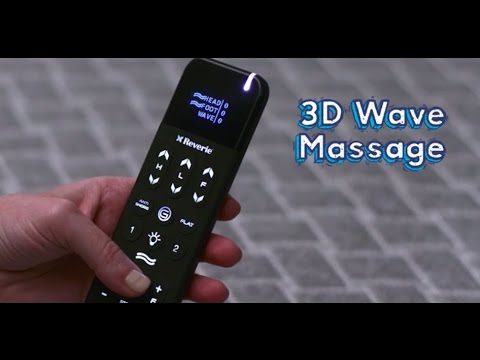 Reverie 3D-Wave™ Technology Massage