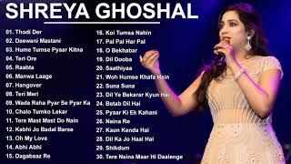 Best Songs of Shreya Ghoshal | Shreya Ghoshal Latest Bollywood Songs | Shreya Ghoshal AVS Jukebox
