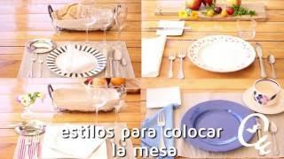 Cómo Poner La Mesa | Facilisimo.com