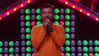 """Aashish Gubaju - """"Nachaheko Hoina Timilai"""" - Blind Audition - The Voice of Nepal 2018"""