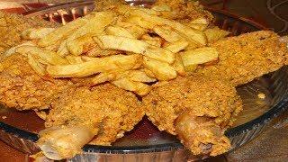 Куриные ножки в хрустящей панировке рецепты🍗 что приготовить на ужин🍗 курица в духовке.