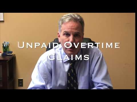 Unpaid Overtime Claims