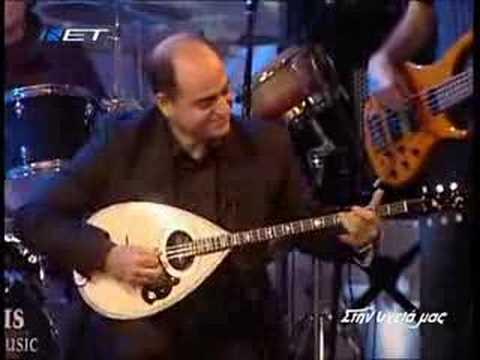 Manolis Karantinis-Solo Bouzouki