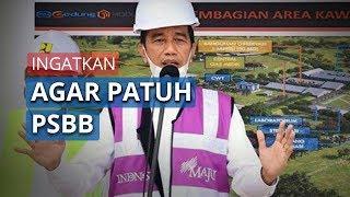 Jokowi Ingatkan Kembali! Pemda Harus Satu Visi dalam Tindakan Pencegahan Wabah Covid-19
