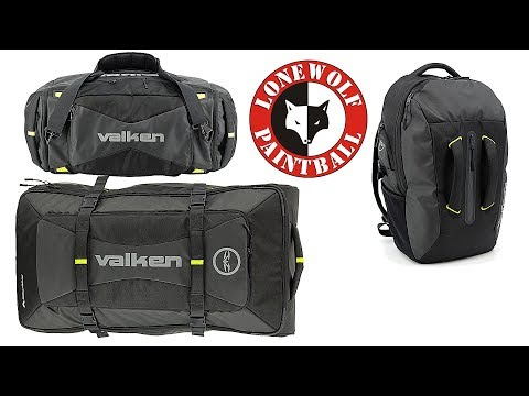 Valken Phantom Gear Bags | Lone Wolf Paintball Michigan