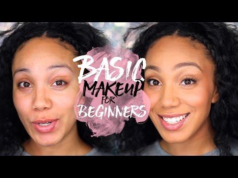 , title : 'BASIC Daily Makeup for Beginners | Tips & Tricks, BEST Products, & MORE'