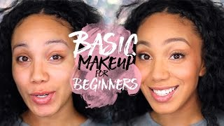 BASIC Daily Makeup For Beginners | Tips & Tricks, BEST Products, & MORE