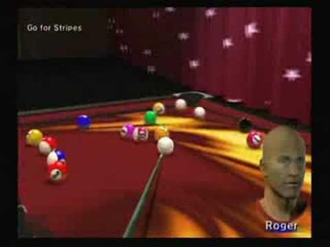Pool Party Pack + Spiel + Billard Queue Aufsatz