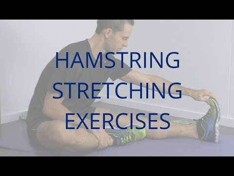 Seated Floor Hamstring Stretch