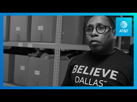 We Are Dallas | AT&T Believes-YoutubeVideoText