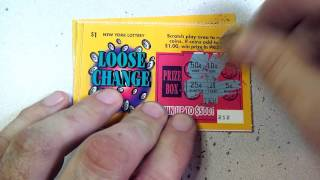 Lottery 33 - A nice Bundle. Scratch-offs Upon Request.