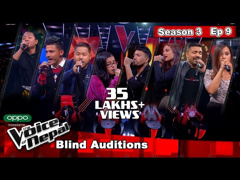 The Voice of Nepal Season 3 - 2021 - Episode 9