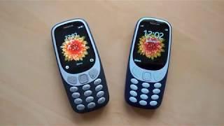 3310 3G vs 2G