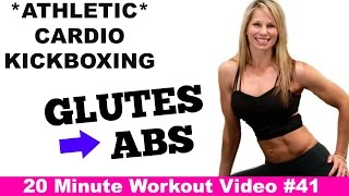 Cardio ABS Free Home Workout Video