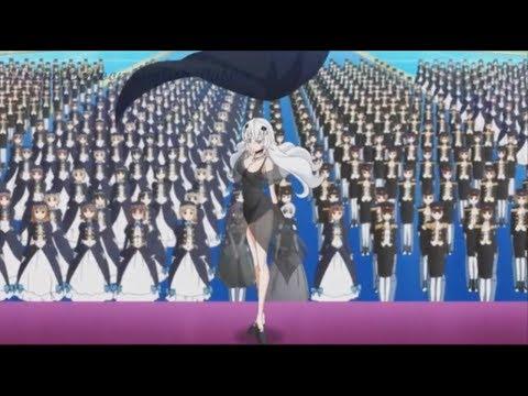 Hyperdimension Neptunia - Four Harem Goddess (English Dub)