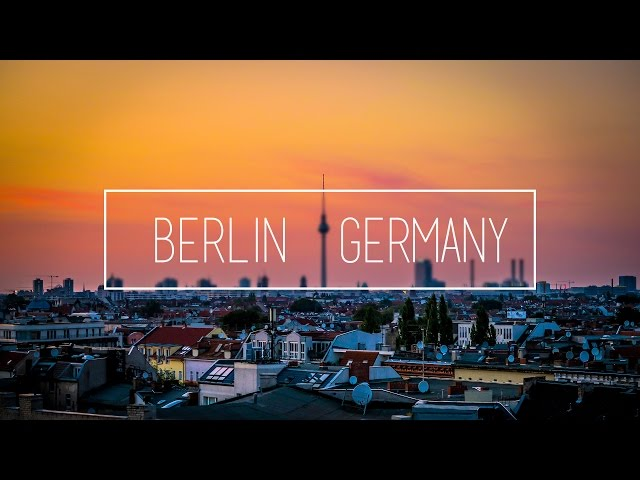 Berlin Germany Travel Vlog Around The City In 8 Min