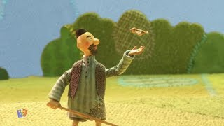 Zayats sluga | Hare The Servant | Stories For Kids | детские мультфильмы | русские мультфильмы
