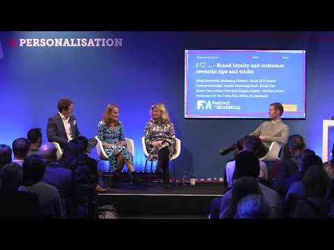 PANEL: I ❤ … - Brand loyalty and customer rewards: tips and tricks