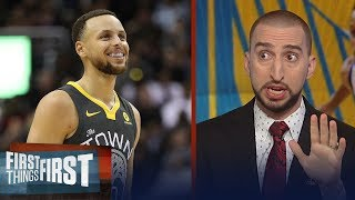 Nick Wright on Curry and what led to Houston