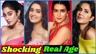 Shocking Real age of Young Bollywood Actresses - Download this Video in MP3, M4A, WEBM, MP4, 3GP