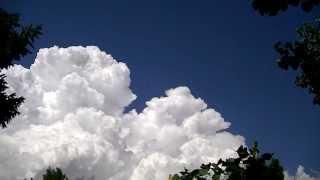 Building Cumulus Clouds turn into Swirling Clouds.