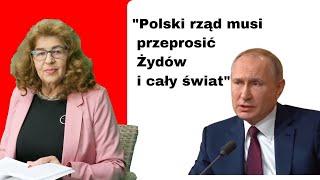 Dr Ewa Kurek – kolejne fałszowanie historii Polski przez Rosję