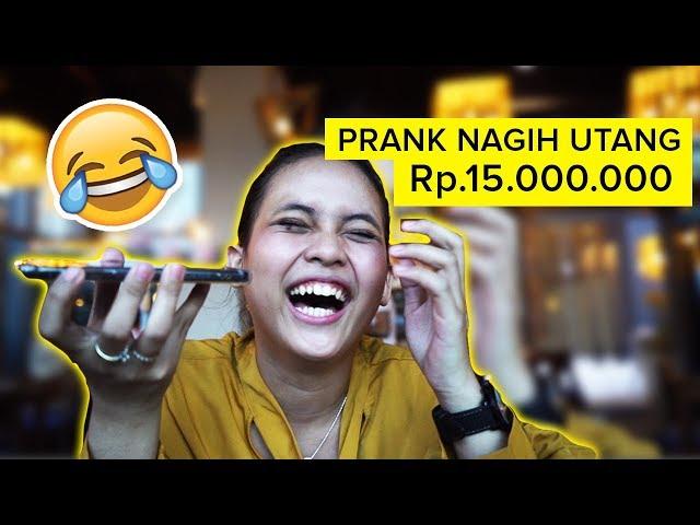 PRANK!! PUTRI Ngeprank Reza Zakarya, Malah Putri Yang Takut
