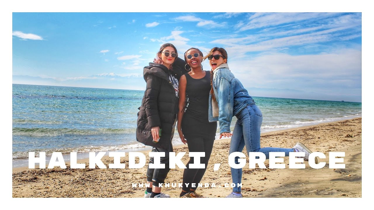 We went to the beach in the winter | Greece Travel Stories