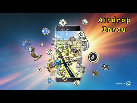 Ganhe U$11 Dólares no Airdrop Bot INNOU  !