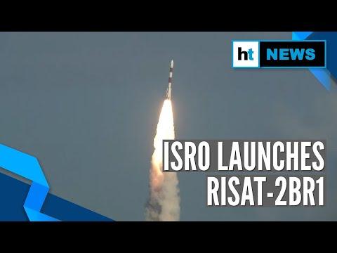 Watch: ISRO launches surveillance satellite RISAT-2BR1 on board PSLV-C48
