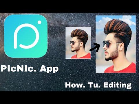 picnic app tutorial