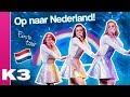 Op tour in Nederland  K3 vlog 7