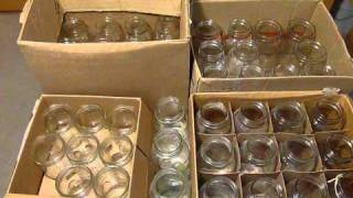 Canning Jars On The Cheap