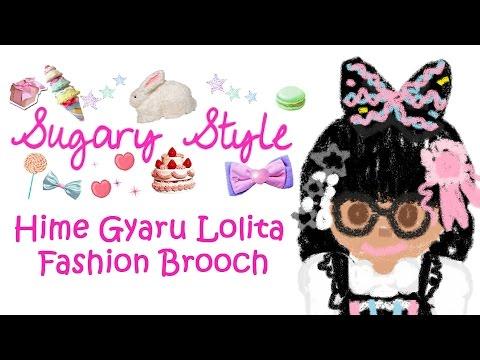 Sugary Style Brooch – Airyu Reviews