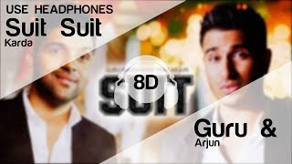 Suit Suit Karda 8D Audio Song   Guru Randhawa Feat. Arjun | T Series