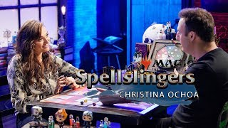 Day[9] vs. Christina Ochoa | Magic: The Gathering: Spellslingers | Season 4, Episode 5