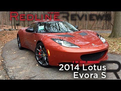 2014 Lotus Evora S – Redline: Review