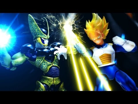 Dragon Ball Z Stop Motion