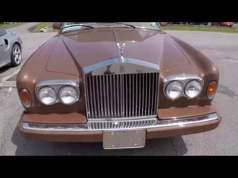 Video of '86 Corniche - PX8Q