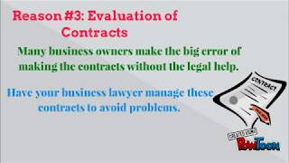 What can a business lawyer do for your company?