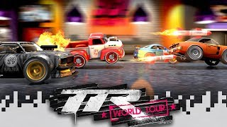 TABLE TOP RACING WORLD TOUR - Drift Mode!