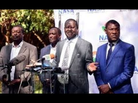 Could Moses Wetangula's ouster mark the beginning of a divorce in NASA?