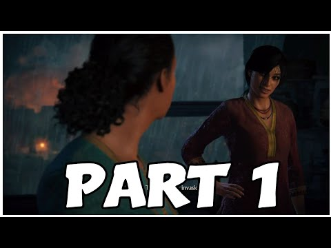 PLAYING UNCHARTED: THE LOST LEGACY IN 2019 (PART 1) - INTRO