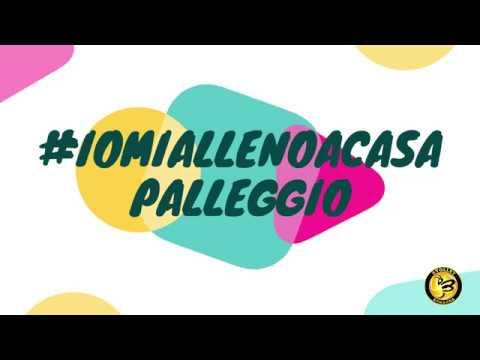 Preview video #iomiallenoacasa #palleggio