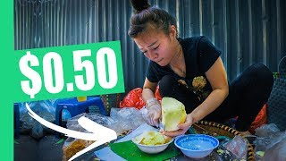 FIVE Must-Eat Hanoi STREET FOODS! (Egg Coffee, Bun Rieu, Xoi Xeo)