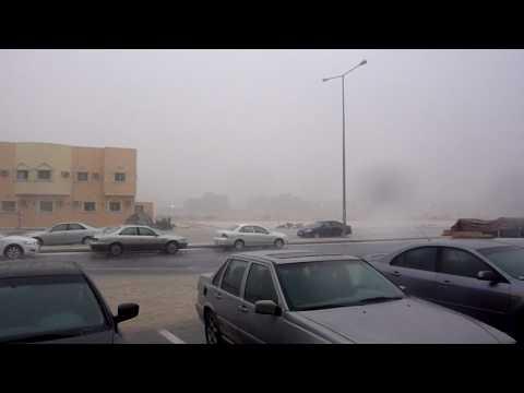 HD سيول الرياض نزول البرد يوم ١٩ ٥١٤٣١ .MTS