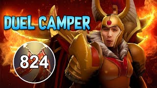 CAMPING FOR DUEL ◄ SingSing Moments Dota 2 Stream