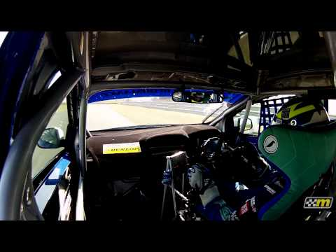 BTCC onboard with Mat Jackson Airwaves Racing Ford Focus ST