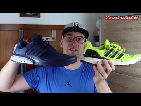 !!!TOP 6 Sneaker für's GYM !!!
