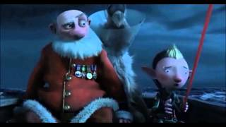 My Favorite Scenes from Arthur Christmas